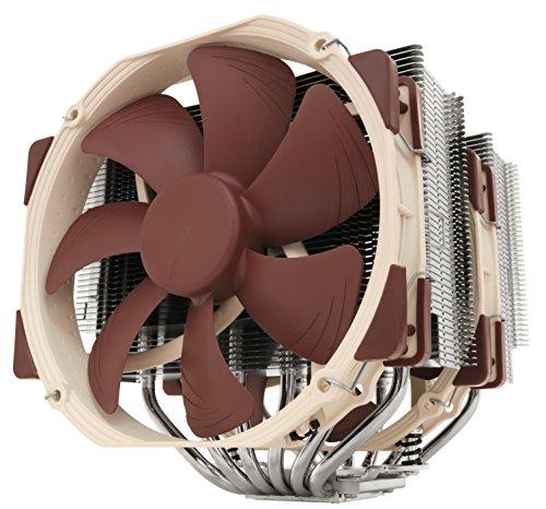 Noctua NH-D15, Disipador de CPU de 140 mm y Doble Torre y Máxima Calidad (Marrón)