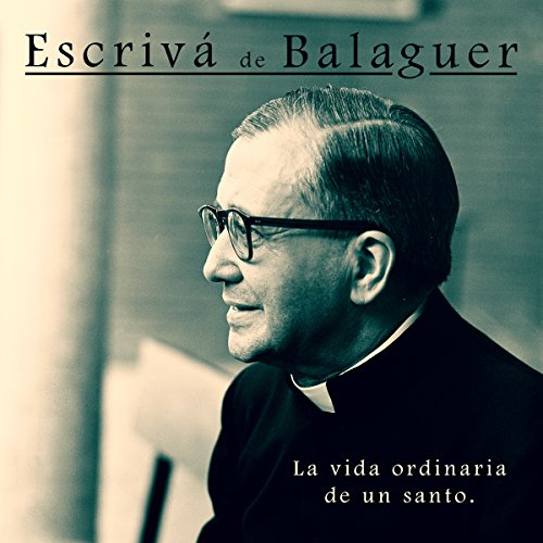 Escrivá de Balaguer audiobook cover art