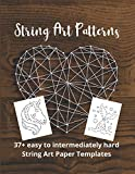 String Art Patterns: String Art Templates