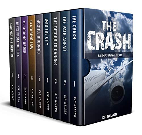 The Crash Box Set: The Complete EMP Crash Series (Books 1-9) (EMP Crash Box Set Book 1) (English Edition)