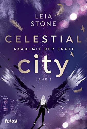 Buchseite und Rezensionen zu 'Celestial City - Akademie der Engel: Jahr 3' von Leia Stone