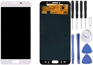 YPZHEN شاشة LCD أصلية لترميم LCD + لوحة تعمل باللمس لجهاز Galaxy C7 / C7000