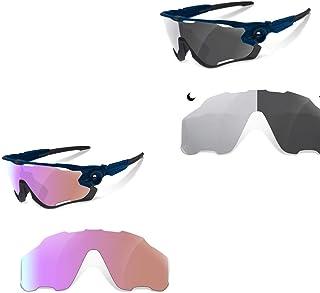 Lunettes de soleil pour hommes et femmes Sports pour le cyclisme Running Lunettes de soleil pour le cyclisme Polarized Sports Sports de plein air peuvent se prot/éger du vent qui souffle dans les lunet
