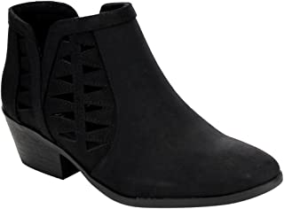 Best size 6 black booties Reviews