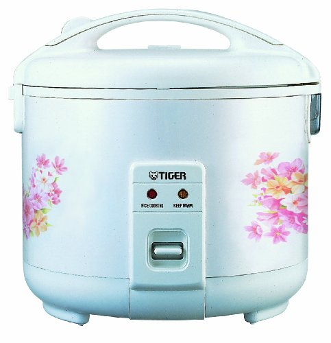 Tiger JNP-0550-FL 3-Cup (Uncooked) Rice Cooker