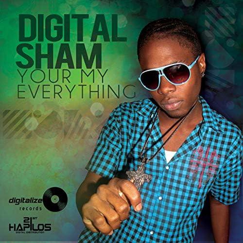 Digital Sham