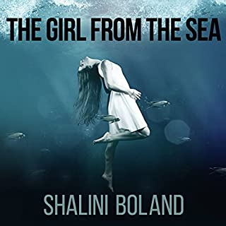 The Girl from the Sea audiobook cover art