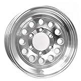 TBC 15 x 6 Aluminum Modular Trailer Wheel (6-Lug)