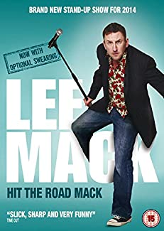 Lee Mack - Hit The Road Mack