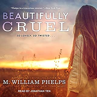 Beautifully Cruel audiobook cover art