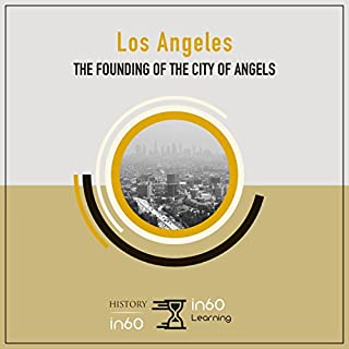 Los Angeles audiobook cover art