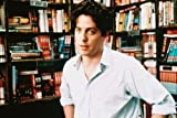 Hugh Grant in White Shirt in Book Store Notting Hill