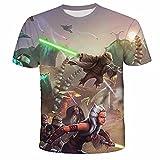 Star Wars - Camiseta de manga corta para hombre, N2., XS