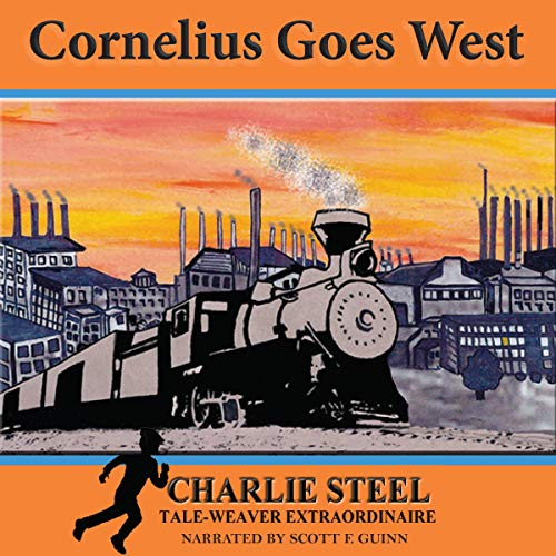 Cornelius Goes West audiobook cover art