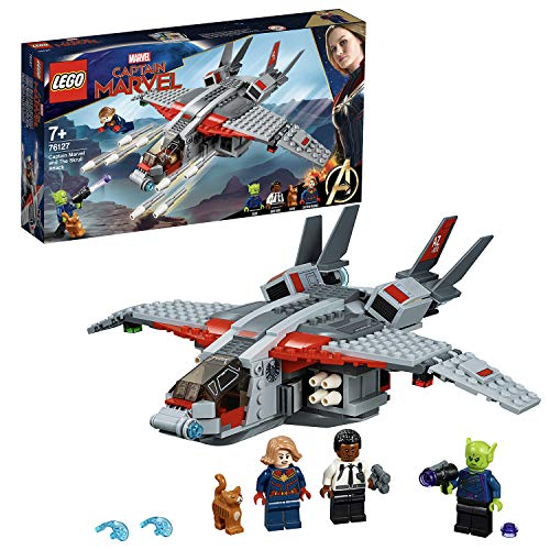 LEGO® Marvel Super Heroes™  Captain Marvel und die Skrull-Attacke