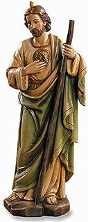 St. Jude Statue - Toscana Resin 8