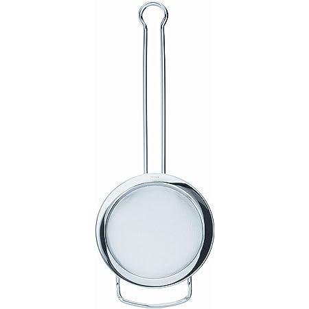 Rösle Stainless Steel Fine Mesh Tea Strainer, Wire Handle, 3.2-inch