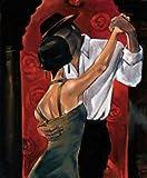 The Poster Corp Trish Biddle – Spanish Heat Kunstdruck