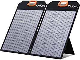 RINKMO 50W ソーラーパネル