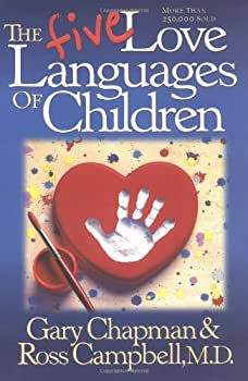Paperback The Five Love Languages of Children Book