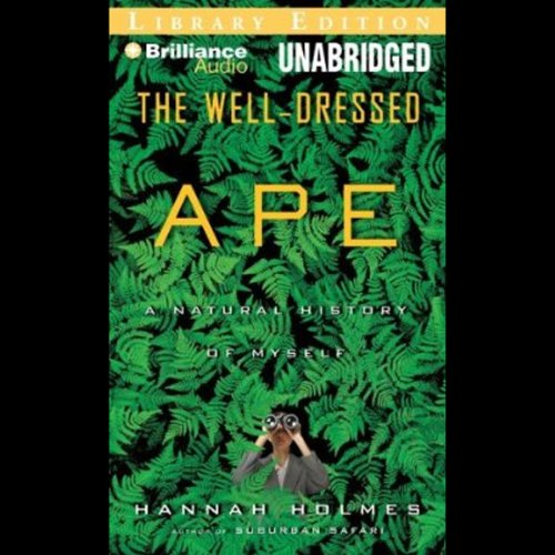 The Well-Dressed Ape audiobook cover art