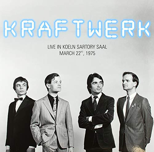 Live in Koeln Sartory Saal, 1975
