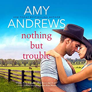 Nothing but Trouble                   By:                                                                                                                                 Amy Andrews                               Narrated by:                                                                                                                                 Laura Jennings                      Length: 8 hrs and 44 mins     Not rated yet     Overall 0.0