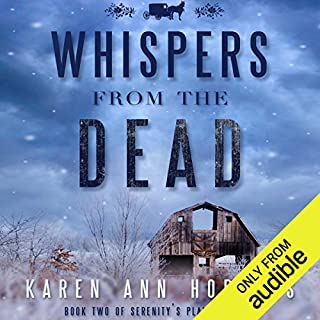 Whispers from the Dead cover art