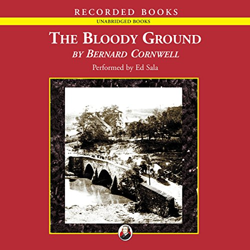 The Bloody Ground: Battle of Antietam, 1862 audiobook cover art