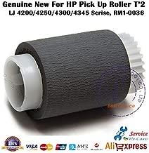Printer Parts 10X Original New for HP4200 HP4300 HP4250 HP4015 HP4014 HP4515 HP M602 HP M603 HP4700 HP4345 Pick Up Roller RM1-0036-000CN Parts