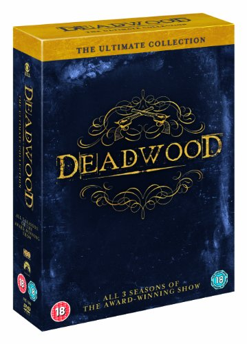 Deadwood: The Ultimate Collection - Season 1-3 [12 DVDs] [UK Import]