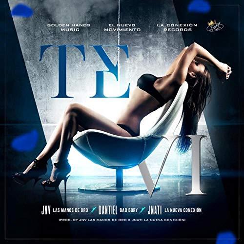 Te Vi (feat. Jnv & Dantiel)