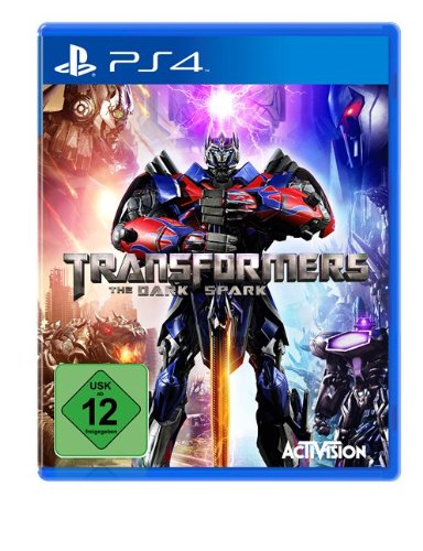 Transformers: The Dark Spark - [PlayStation 4]