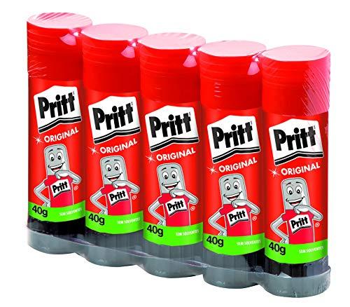 Pritt Cola em Bastão 40g bandeja c/ 5u