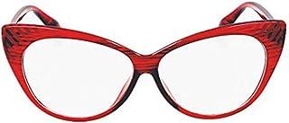 Super Cat Eye Glasses Vintage Inspired Mod Fashion Clear...