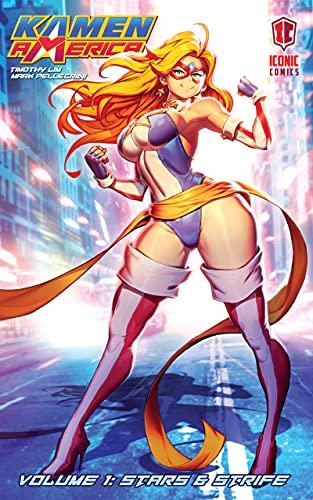 Kamen America, Vol. 1: Stars and Strife