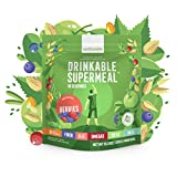Meal Replacement Nutritional Shake by Ambronite - BERRIES - High Fiber...