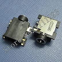 Gimax 5pcs/lot Audio Jack Connector for Acer Aspire 5252 5552 Gateway NV50A NV53A etc Laptop motherboard MIC Headphone Port