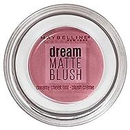 Maybelline Dream Matte Face Blush, 10 Flirty Pink, 7.5g
