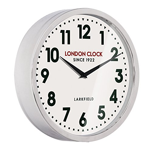 London Clock Wanduhren modern 24313