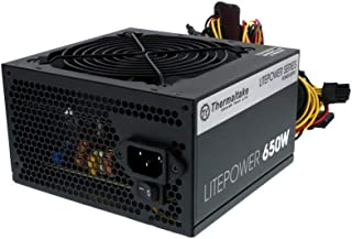 Thermaltake Litepower 650W SLI/CrossFire Ready ATX12V v2.3 Haswell Ready Power Supply