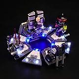 LIGHTAILING Conjunto de Luces (Star Wars Transformación de Darth Vader) Modelo de Construcción de Bloques - Kit de luz LED Compatible con Lego 75183 (NO Incluido en el Modelo)