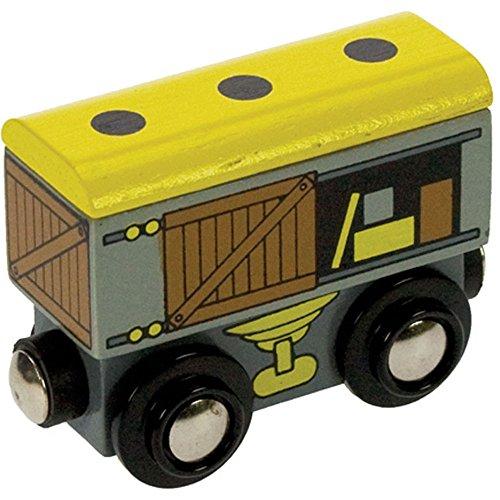 Bigjigs Rail Wagon de Marchandises courantes