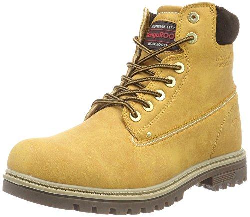KangaROOS Riveter M I, Desert Boots Homme, Marron (Tan 170), 46