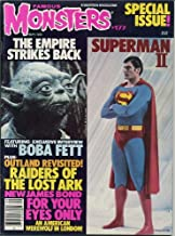 Famous Monsters of Filmland 177 SUPERMAN II James Bond Agent 007 STAR WARS American Werewolf OUTLAND September 1981 C