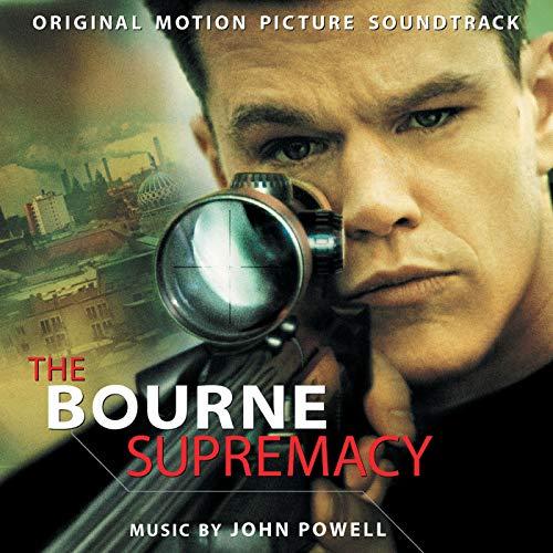 The Bourne Supremacy (Original Motion Picture Soundtrack)