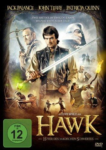 Hawk - Hüter des magischen Schwertes