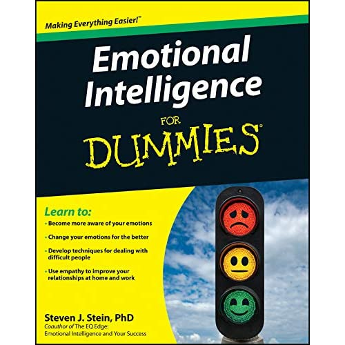 Image result for emotional intelligence for dummies Doctor Steven Stein