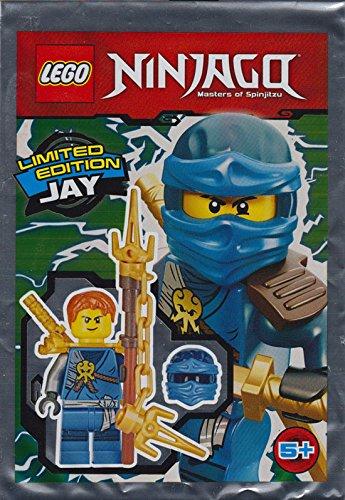 CAGO Blue Ocean - Figura coleccionable de Lego Ninjago