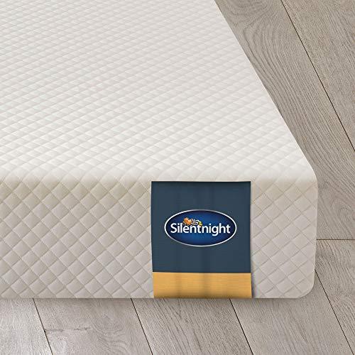 Silentnight Easy Living Memory Posture Support Plus Foam Rolled Mattress  ...